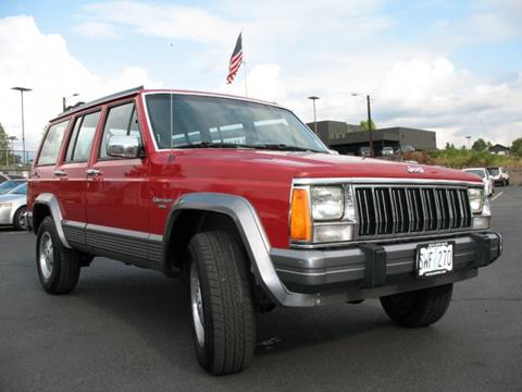 1992 Jeep Cherokee for sale in Milwaukie, OR