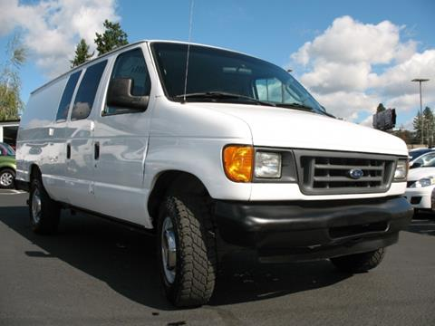 2003 Ford E-Series Cargo for sale in Milwaukie, OR
