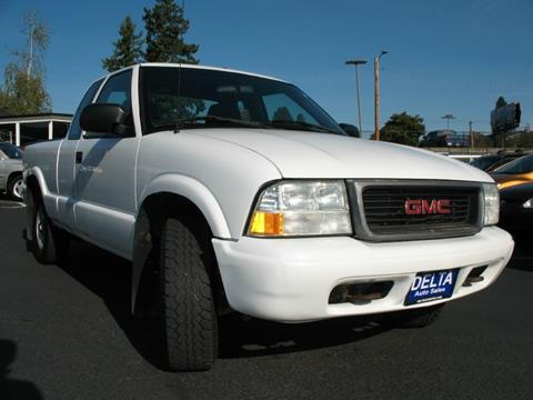 2003 GMC Sonoma for sale in Milwaukie, OR