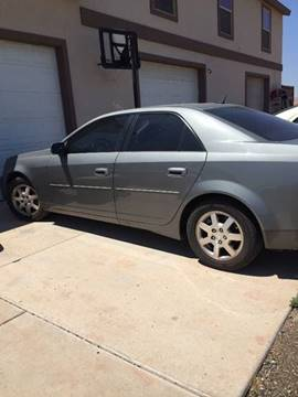 2006 Cadillac CTS for sale in Littlefield, AZ