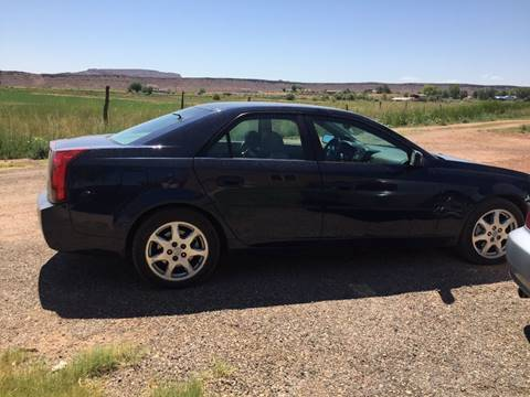 2003 Cadillac CTS for sale in Littlefield, AZ