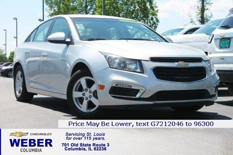 2016 Chevrolet Cruze Limited for sale in Columbia, IL