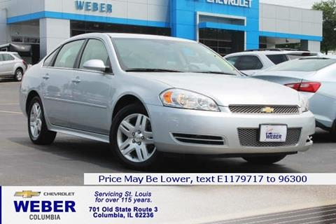 2014 Chevrolet Impala Limited for sale in Columbia IL