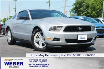 2011 Ford Mustang For Sale - Carsforsale.com
