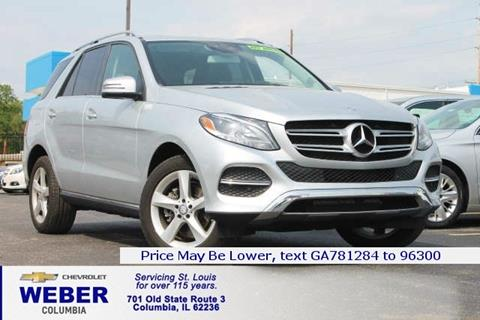 2016 Mercedes-Benz GLE for sale in Columbia, IL