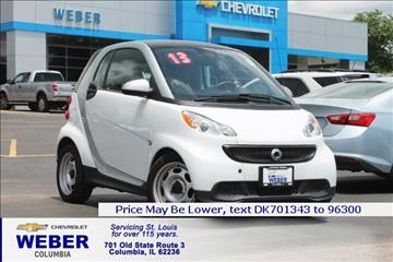 2013 Smart fortwo for sale in Columbia, IL