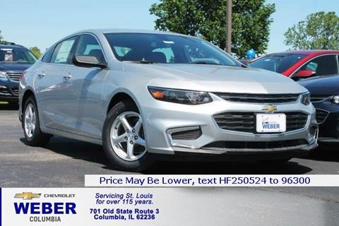2017 Chevrolet Malibu for sale in Columbia, IL
