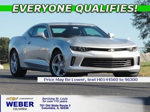 2017 Chevrolet Camaro for sale in Columbia IL