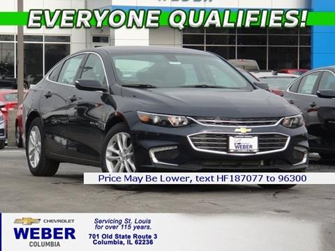 2017 Chevrolet Malibu for sale in Columbia IL