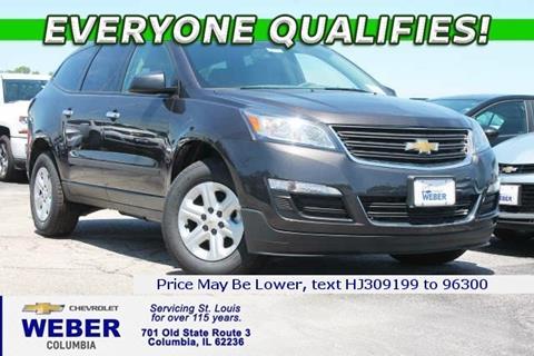 2017 Chevrolet Traverse for sale in Columbia IL