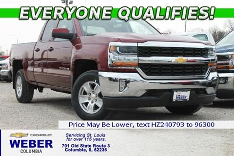 2017 Chevrolet Silverado 1500 for sale in Columbia, IL