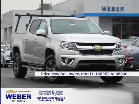 2017 Chevrolet Colorado for sale in Columbia IL