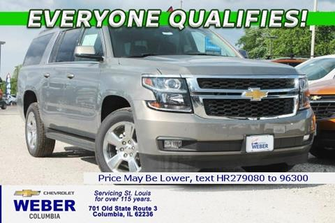 2017 Chevrolet Suburban for sale in Columbia IL