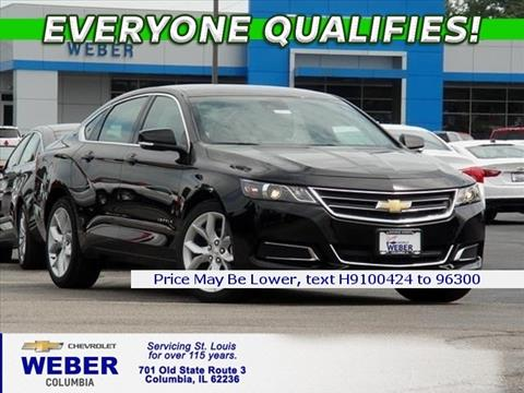 2017 Chevrolet Impala for sale in Columbia, IL