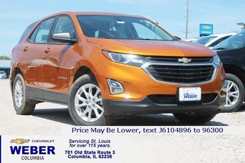 2018 Chevrolet Equinox for sale in Columbia IL