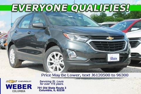 2018 Chevrolet Equinox for sale in Columbia IL