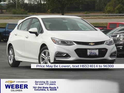 2017 Chevrolet Cruze for sale in Columbia IL