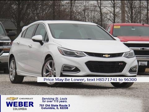 2017 Chevrolet Cruze for sale in Columbia, IL
