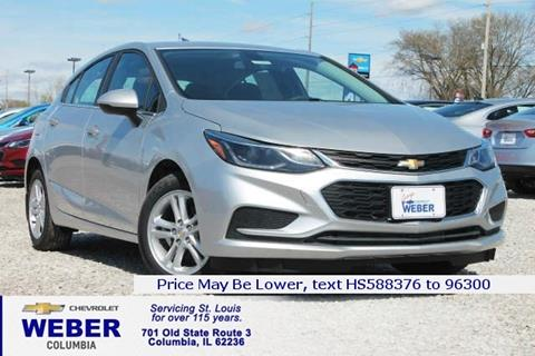 2017 Chevrolet Cruze for sale in Columbia, IL
