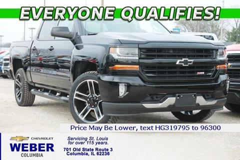 2017 Chevrolet Silverado 1500 for sale in Columbia IL