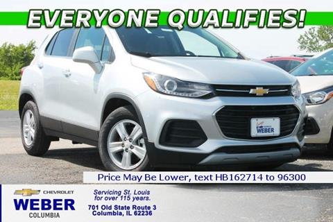 2017 Chevrolet Trax for sale in Columbia IL