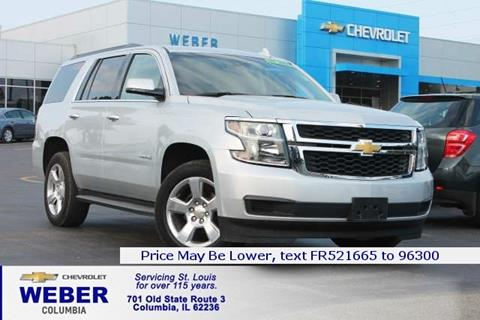 2015 Chevrolet Tahoe for sale in Columbia IL