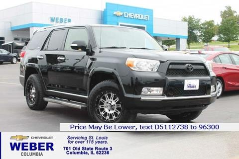 2013 Toyota 4Runner for sale in Columbia IL