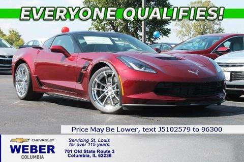 2018 Chevrolet Corvette for sale in Columbia, IL