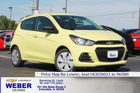 2017 Chevrolet Spark for sale in Columbia IL