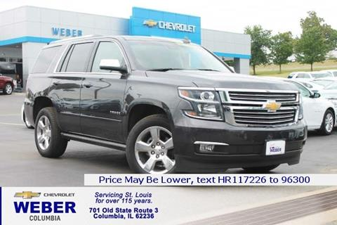 2017 Chevrolet Tahoe for sale in Columbia IL