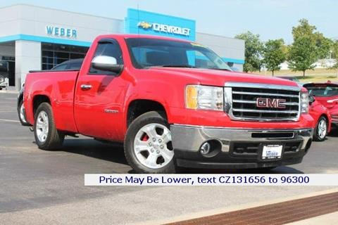 2012 GMC Sierra 1500 for sale in Columbia IL