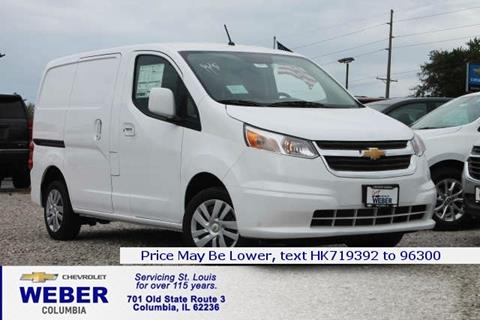 2017 Chevrolet City Express Cargo for sale in Columbia, IL