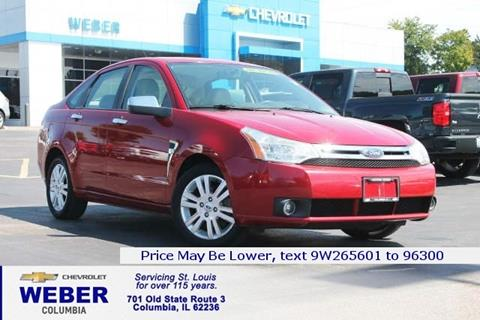 2009 Ford Focus for sale in Columbia IL