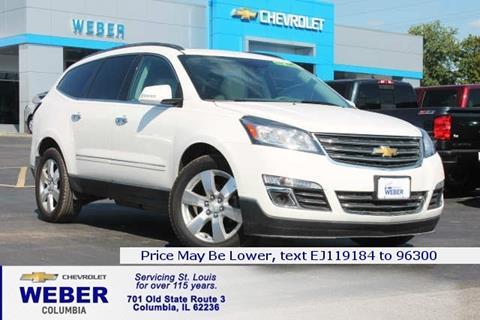 2014 Chevrolet Traverse for sale in Columbia, IL