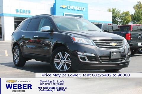 2016 Chevrolet Traverse for sale in Columbia, IL