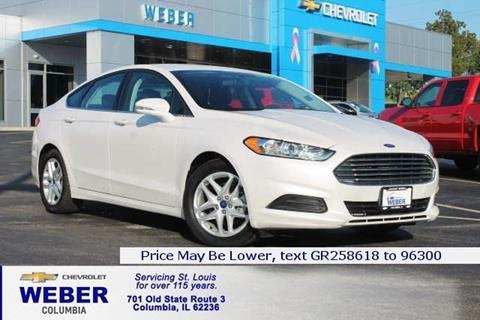 2016 Ford Fusion for sale in Columbia IL & Ford Fusion For Sale - Carsforsale.com markmcfarlin.com