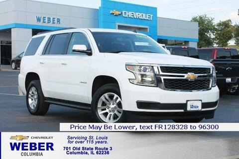 2015 Chevrolet Tahoe for sale in Columbia, IL
