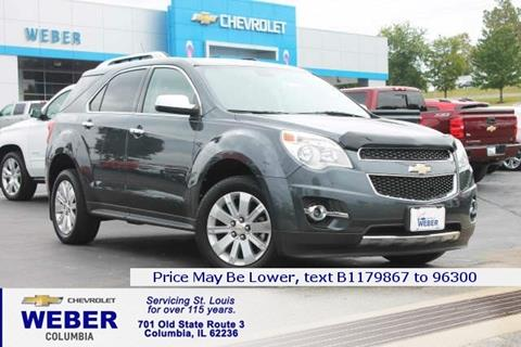 2011 Chevrolet Equinox for sale in Columbia, IL