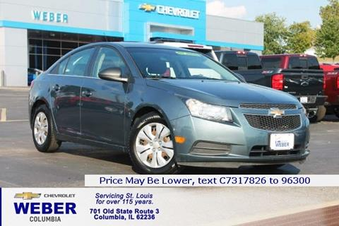 2012 Chevrolet Cruze for sale in Columbia, IL
