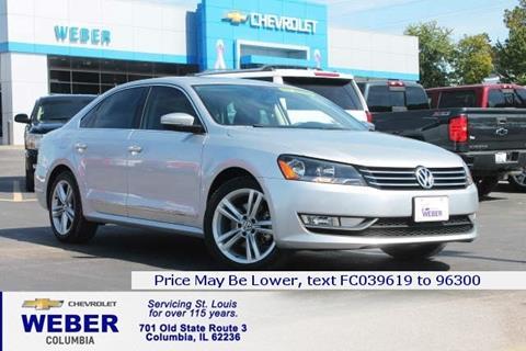 2015 Volkswagen Passat for sale in Columbia IL
