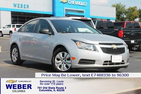 2014 Chevrolet Cruze for sale in Columbia IL