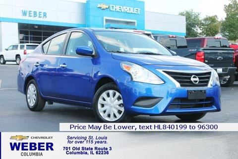 2017 Nissan Versa for sale in Columbia, IL