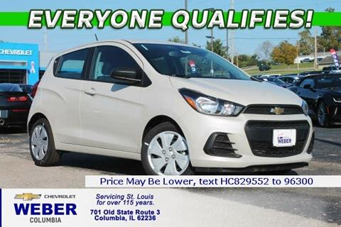 2017 Chevrolet Spark for sale in Columbia, IL
