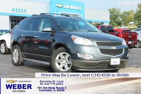 2012 Chevrolet Traverse for sale in Columbia, IL