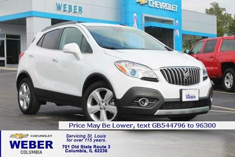 2016 Buick Encore for sale in Columbia IL