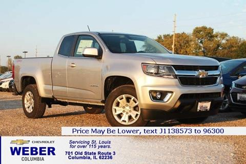 2018 Chevrolet Colorado for sale in Columbia IL