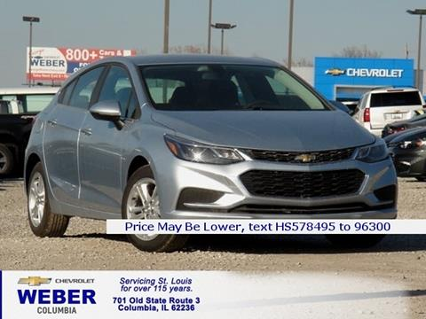 2017 Chevrolet Cruze for sale in Columbia IL