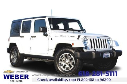 2015 Jeep Wrangler Unlimited for sale in Columbia, IL