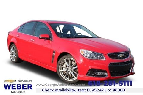 2014 Chevrolet SS for sale in Columbia, IL