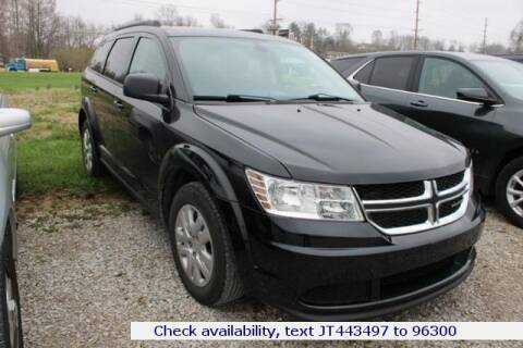 2018 Dodge Journey SE for sale at Weber Chevrolet Columbia in Columbia IL